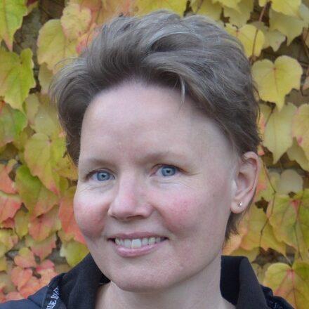 Psykolog Astrid Sternke